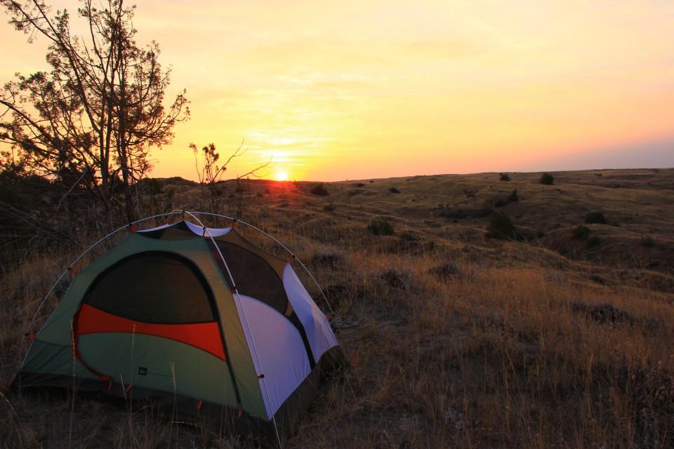 my camping trip