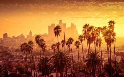 Visiting Los Angeles Piece by Piece
