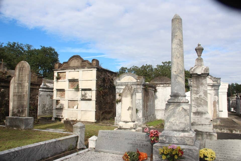 New Orleans Burial Ground