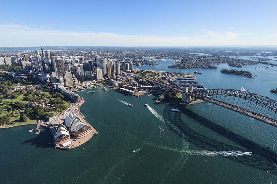 Sydney Harbour, Summer Spots in Australia