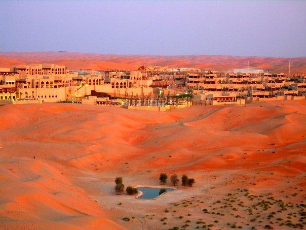 QASR AL SARAB, UNITED ARAB EMIRATES