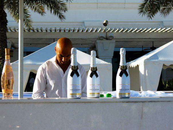 Bartender, Atlantis Resort, Dubai, UAE