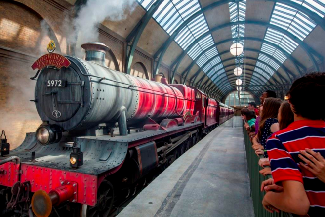 Hogwart's Express - Wizarding World of Harry Potter - Universal Orlando Resort