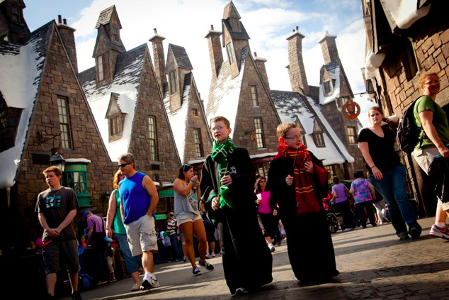 Wizarding World of Harry Potter - Universal orlando Resort