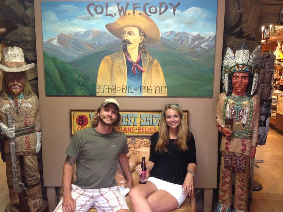 Buffalo Bill Lookout Mountain