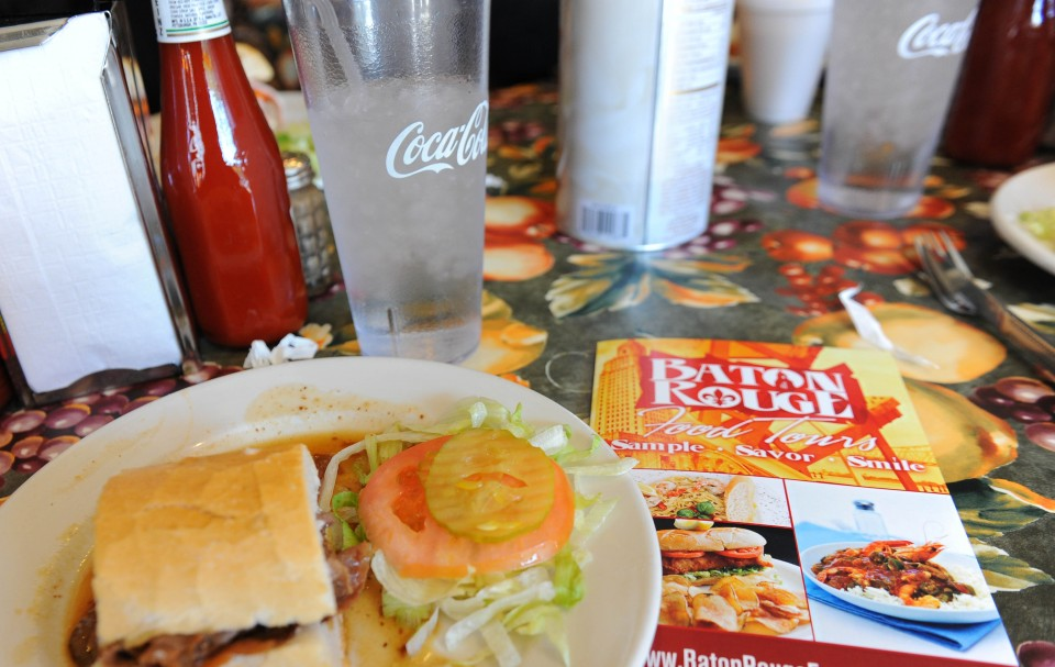 Baton Rouge Food Tour - Poor Boy Lloyd's
