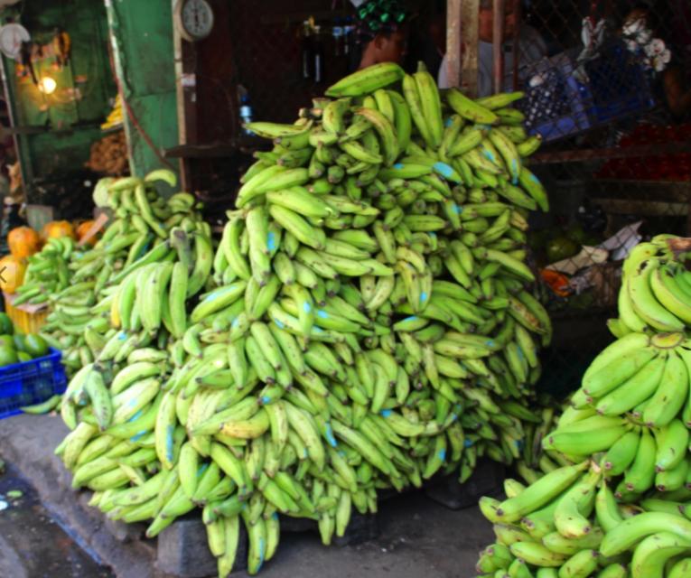 Food Markets in Santo Domingo, Dominican Republic