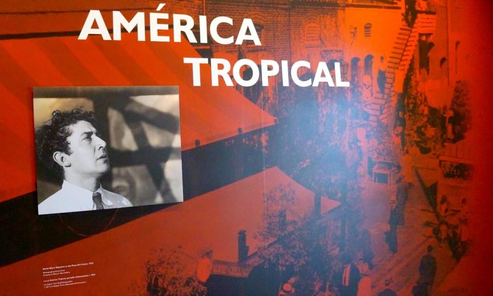 America Tropical at Olvera Street // Travelocity.com