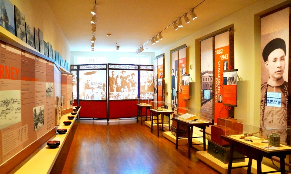 Chinese American Museum at Placita Olvera in Los Angeles // Travelocity.com