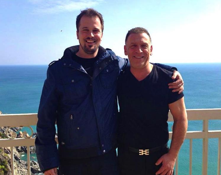 Chef Mark McDonald, Chef John Nocia