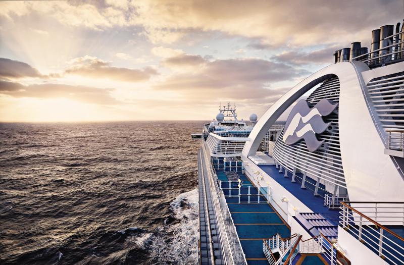 Cuisine on the High Seas: Fine Dining on Princess Cruises