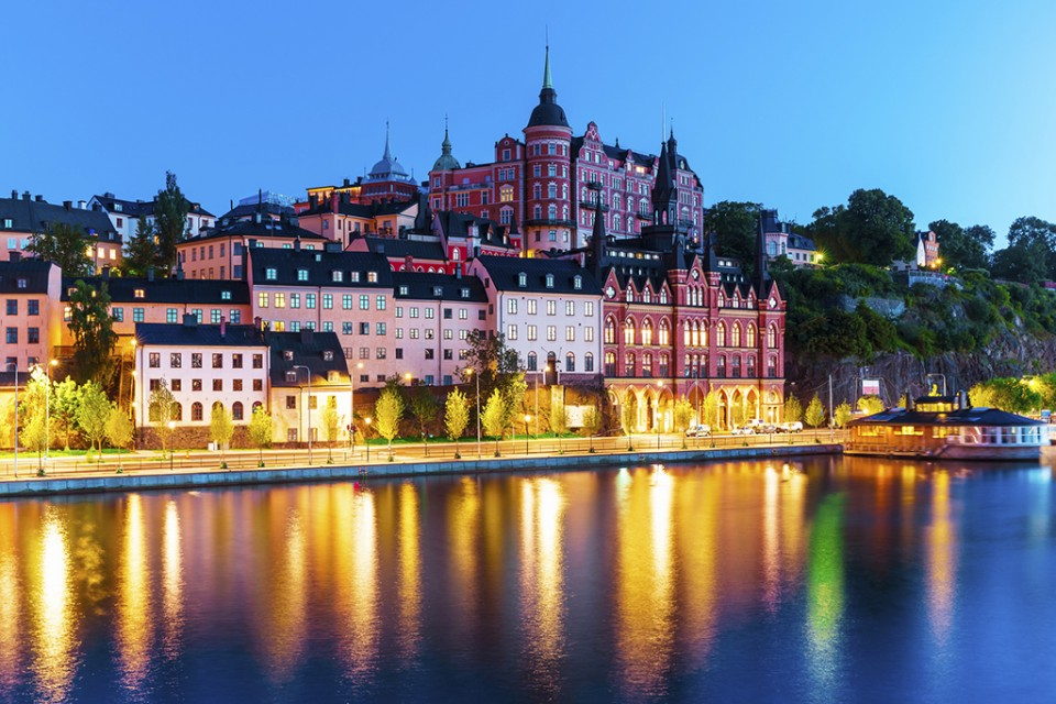 The Roaming Gnome Journeys to Scandinavia