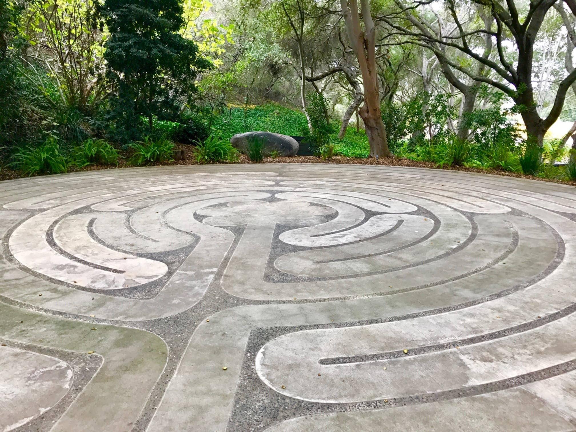 wellness, garden