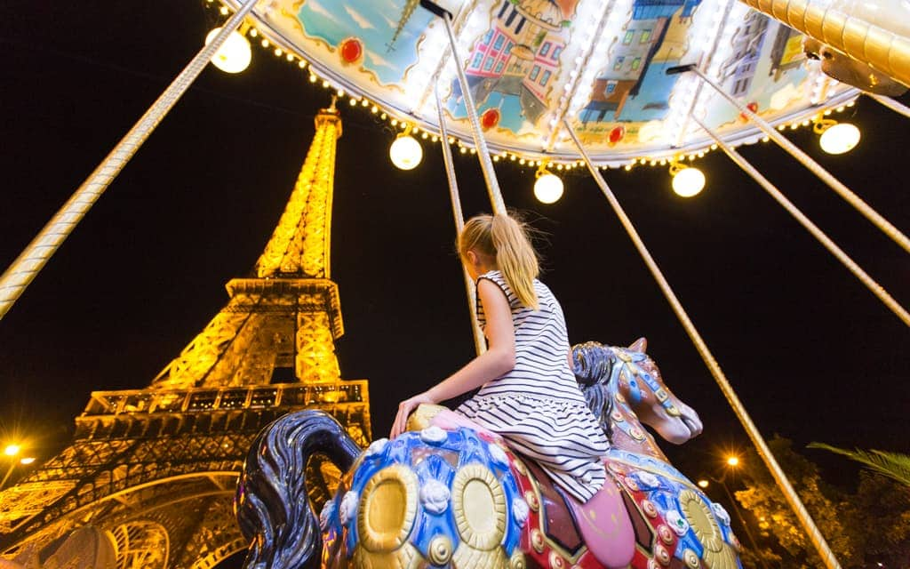 Europe travel tips - Europe can be fun late at night, so it's ok for your kids to turn into night owls