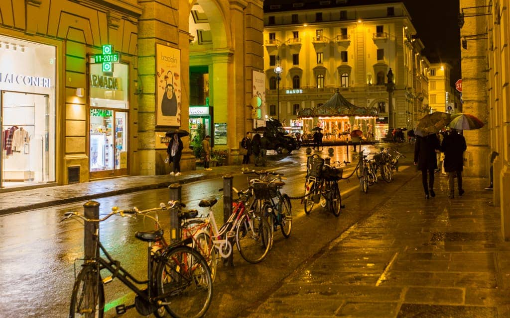 Europe travel tips Pharmacies are everywhere in Europe, including this one near Piazza della Repubblica in Florence