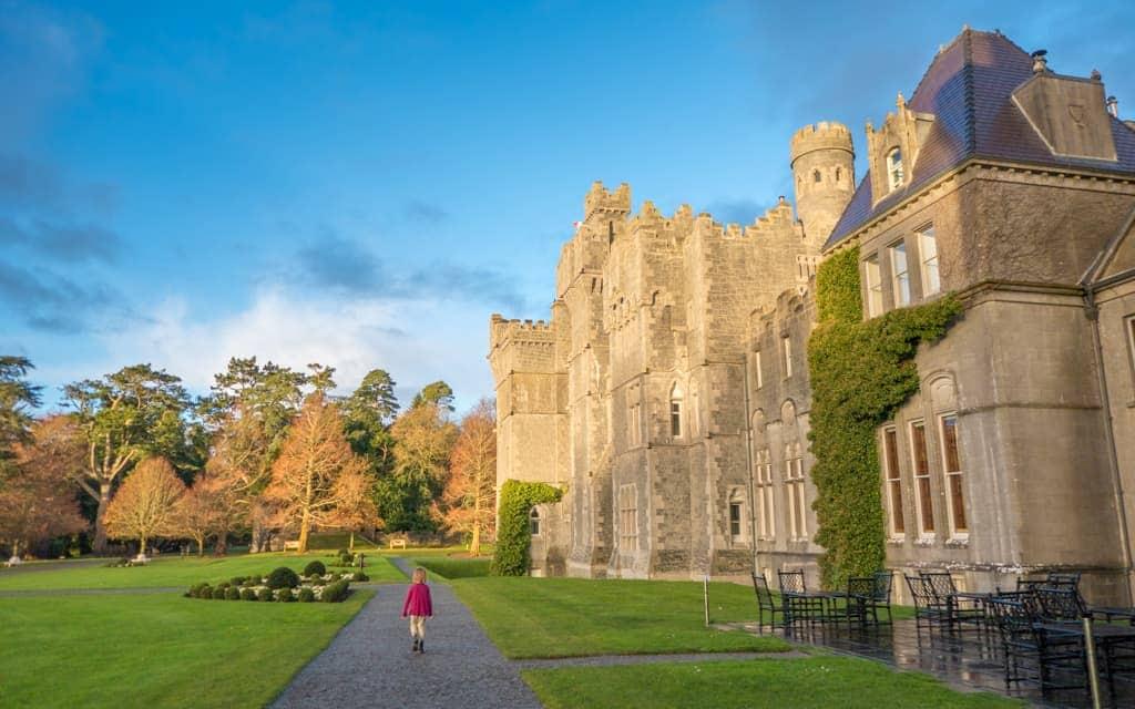 Morning at Ashford Castle, Ireland