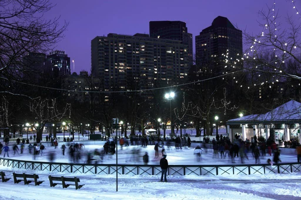 A Romantic Escape to Boston