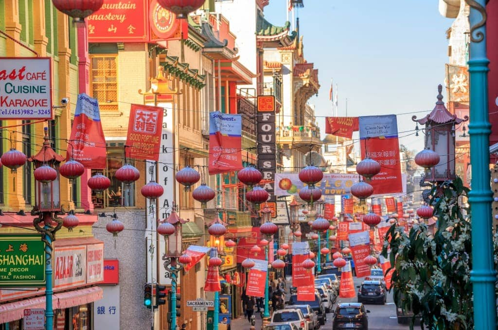 The Best Chinatowns in the US