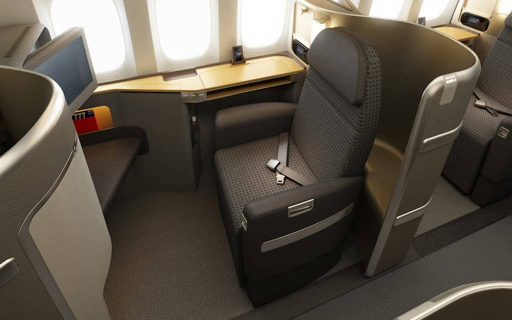 Best airplane seats