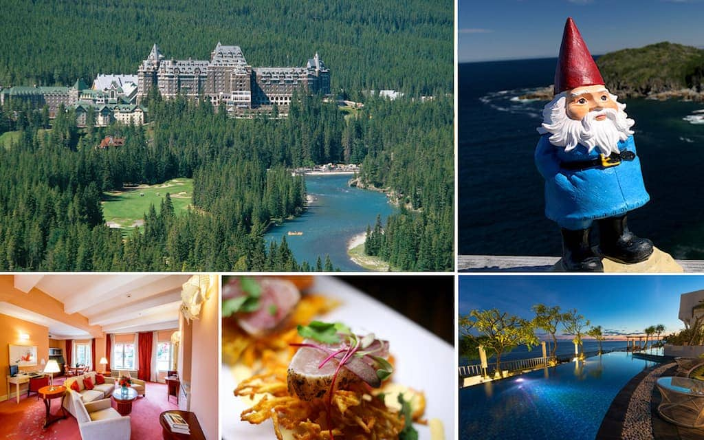 Top-10 Best Hotels in the World According to the Gnomads