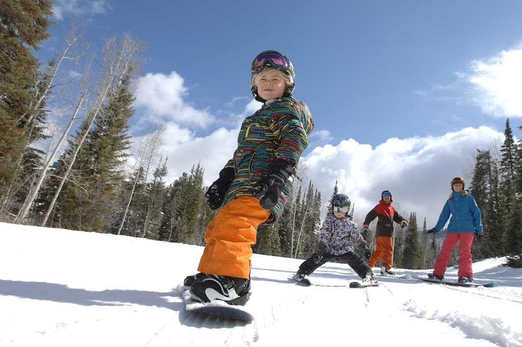 Steamboat Springs Family Friendly Ski Hill