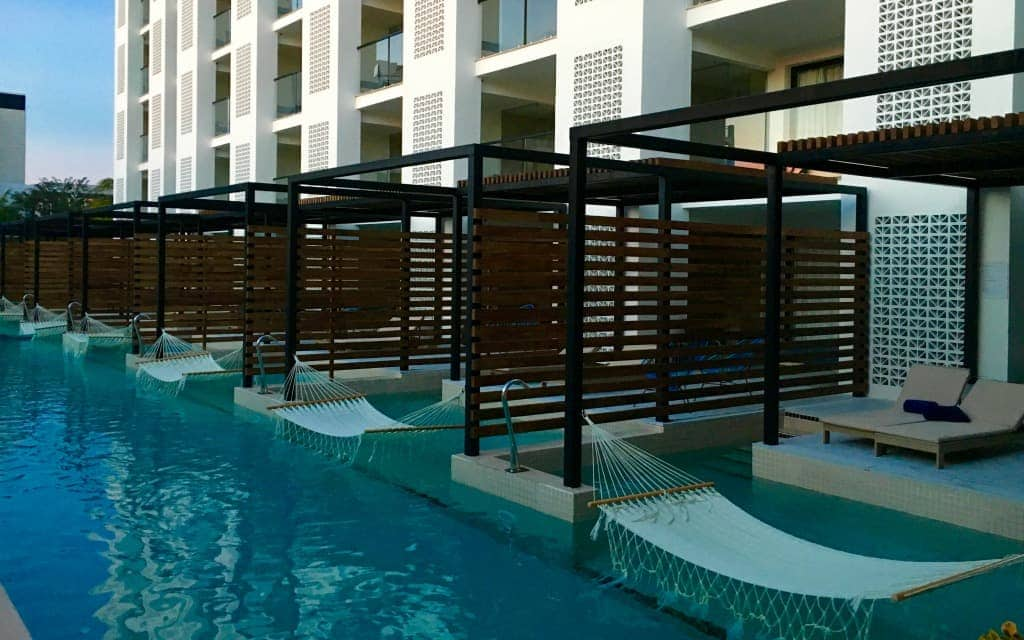 Finest Playa Mujeres is Family Friendly Luxury in Cancun Family Swim Up Suites - Travelocity