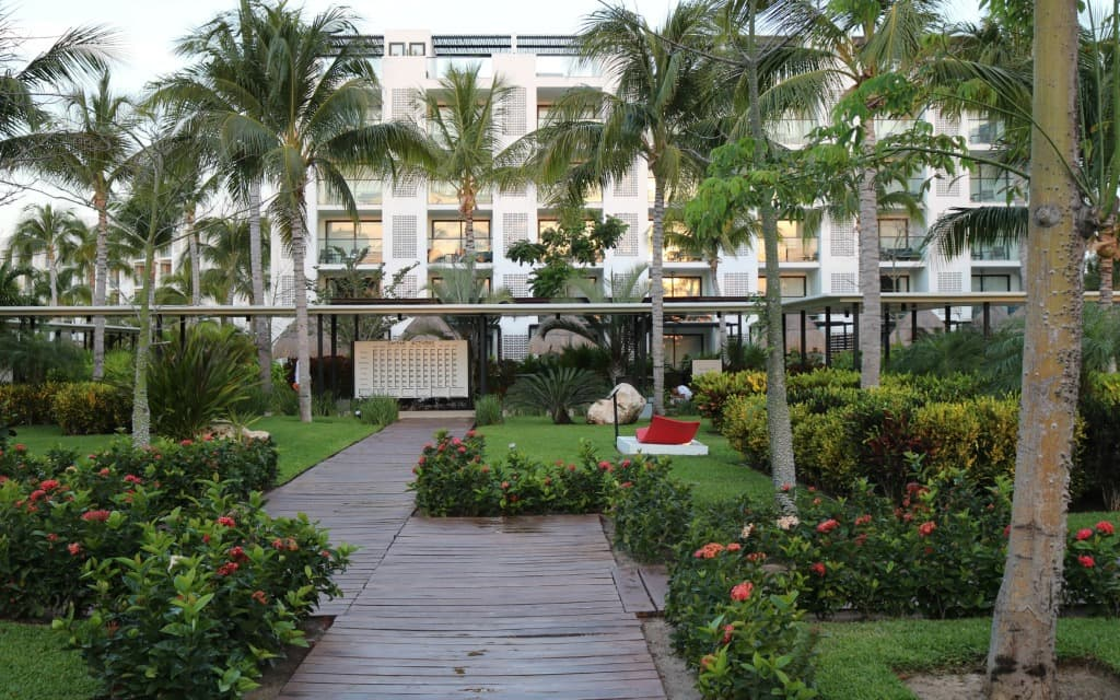 Finest Playa Mujeres is family friendly luxury in Cancun with amazing landscaping. - Travelocity