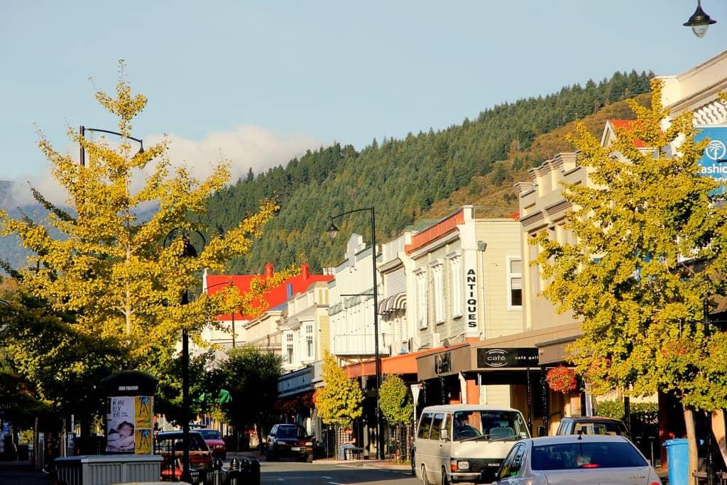 Nelson New Zealand - HoneyTrek.com