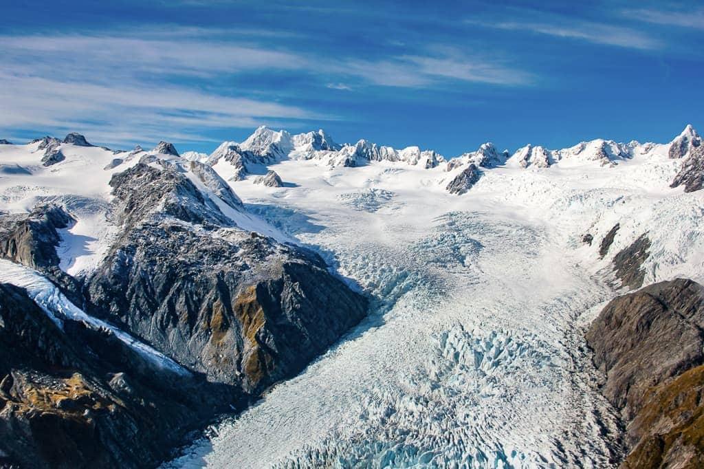 Franz Josef Glacier, New Zealand - HoneyTrek.com