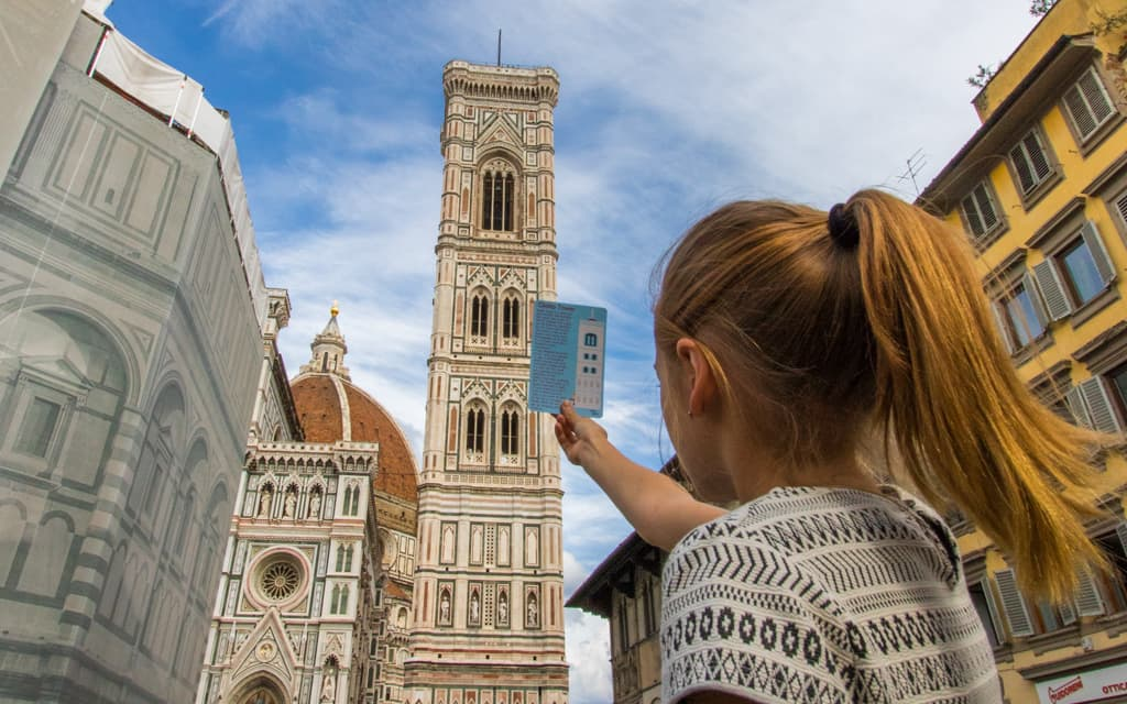 Kid-friendly Europe - We make up our own scavenger hunts for the kids