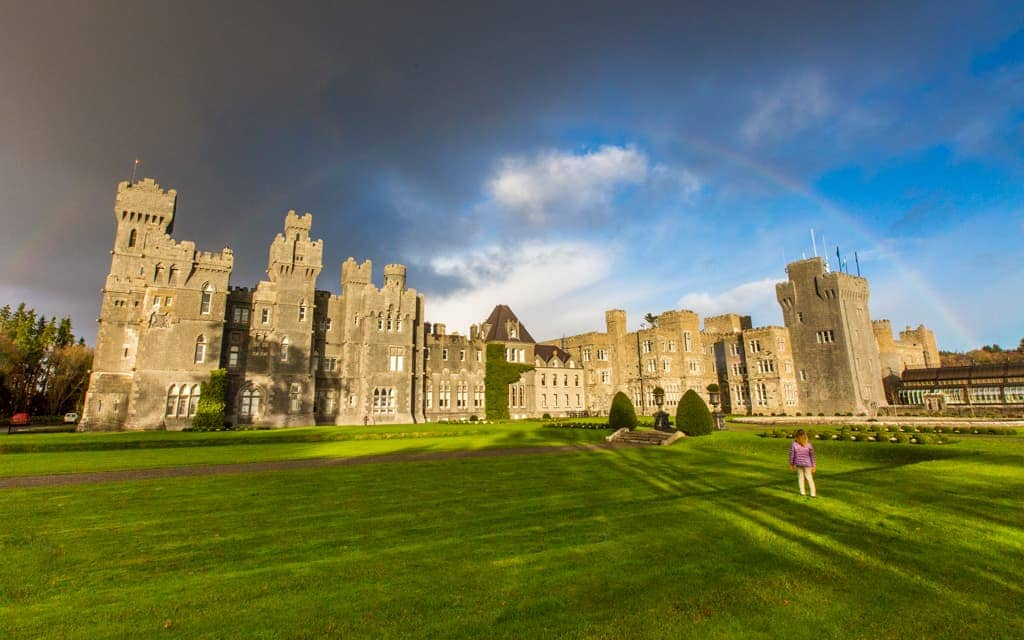 Ashford Castle one of the best hotels in the world according to the Gnomads