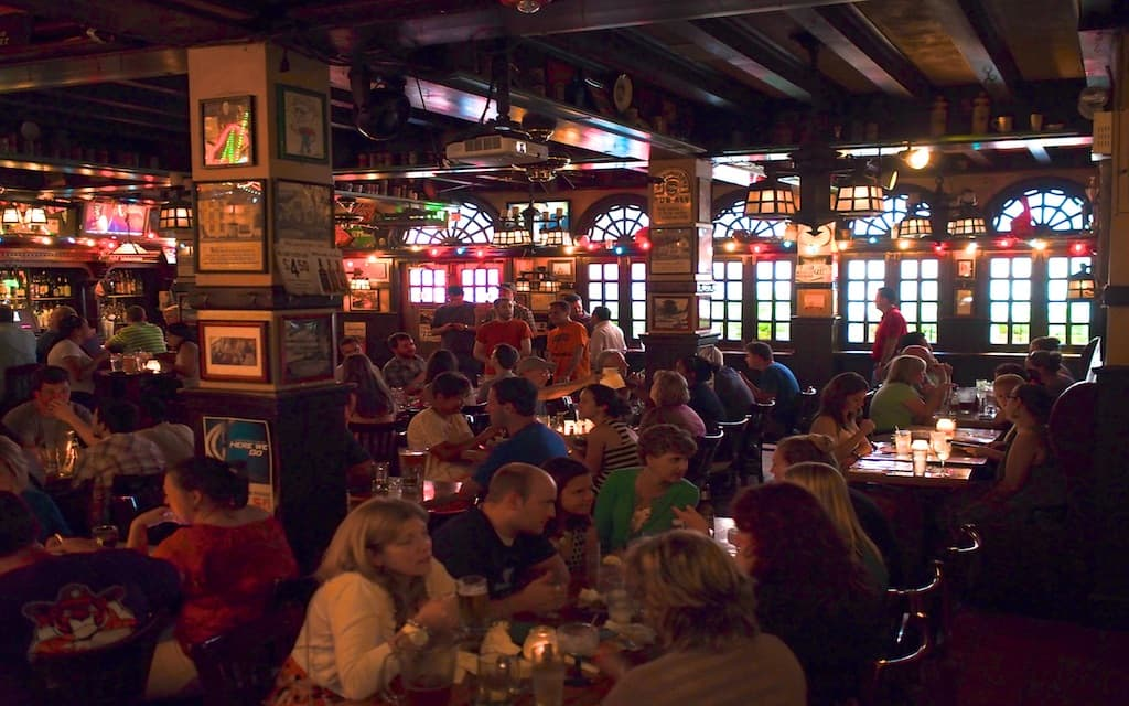 McGillin's Olde Ale House in Philly