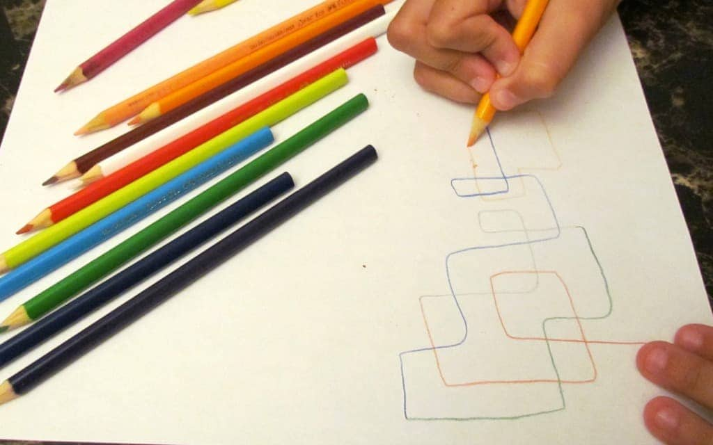 Entertain Kids on a Road Trip Without Electronics with Coloring - Travelocity