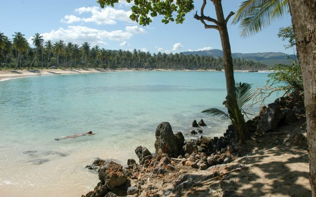 Playa Rincon Best Beaches in the Dominican Republic