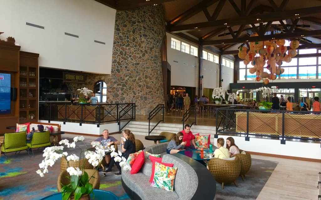 Loews Sapphire Falls Resort - Where to Stay in Florida