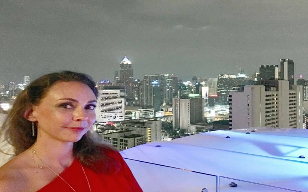 Bangkok rooftop bar Above Eleven