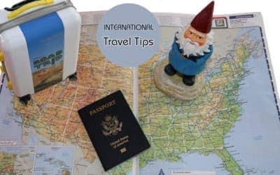 International Travel Tips and Tricks