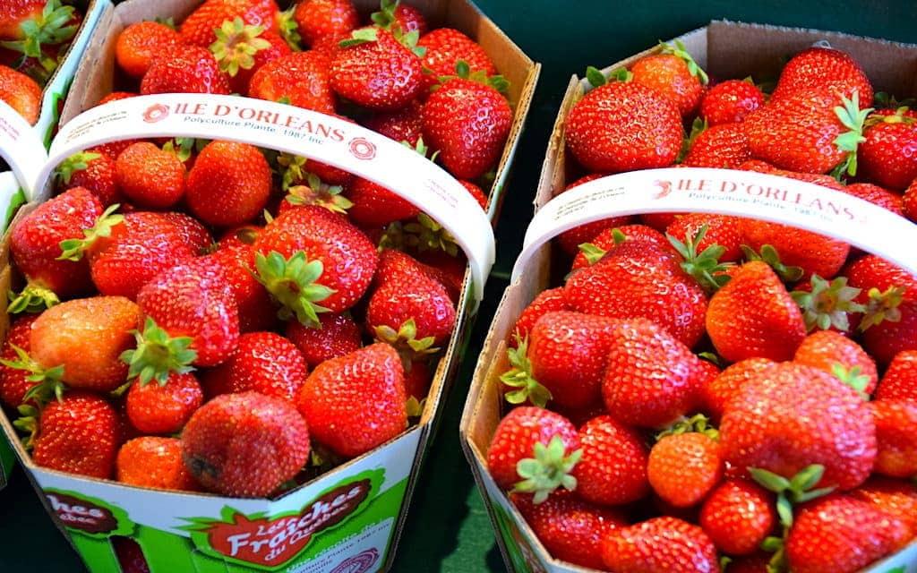 Quebec farmers markets