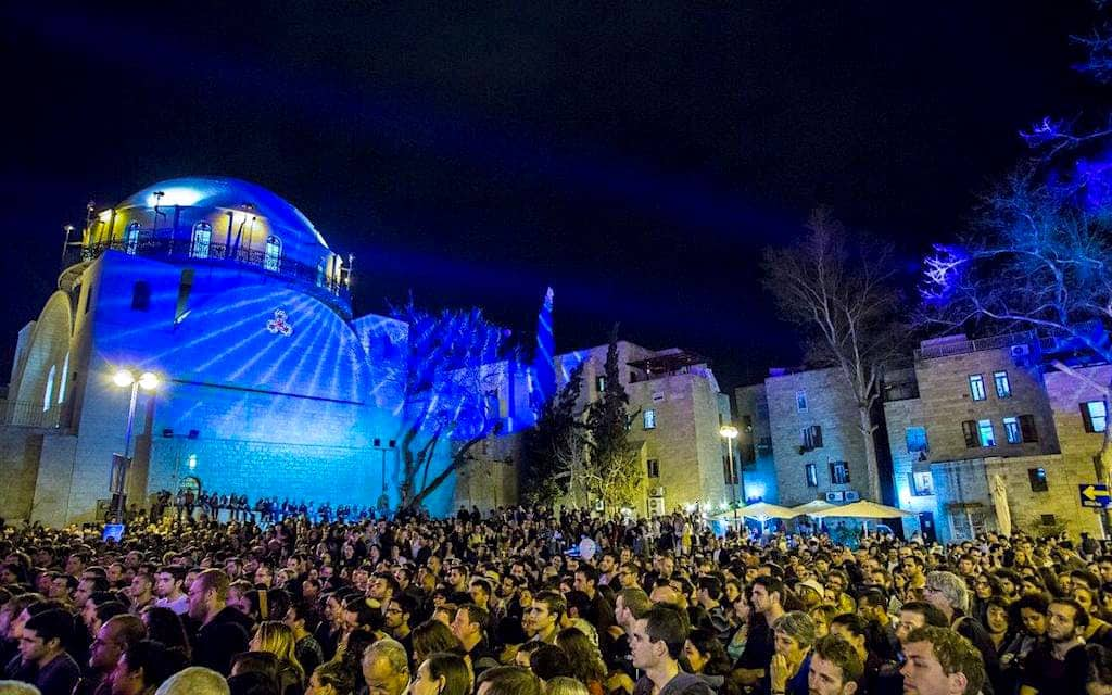Music Festival in Jerusalem