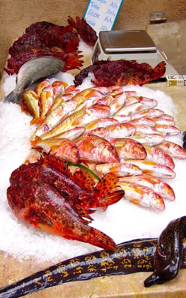 St-Tropez Farmers markets