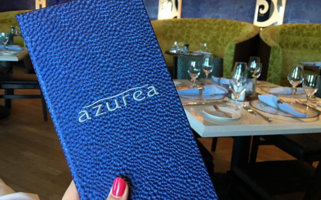 Azurea Jacksonville restaurant - where to stay in jacksonville