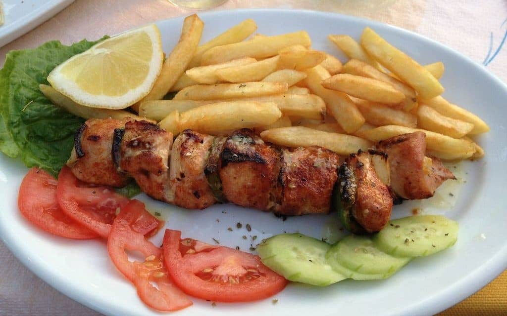 Foods Around the world: Greece