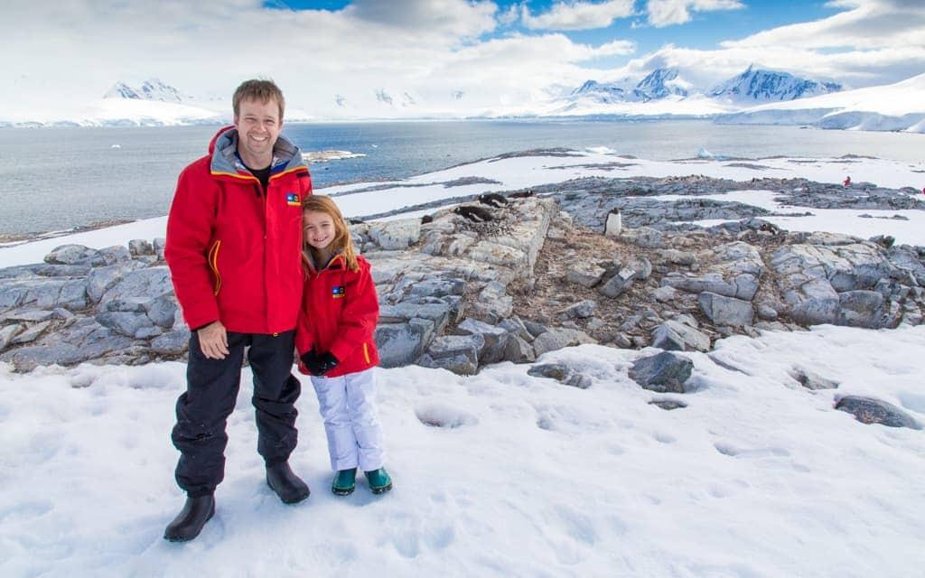 Travel with Kids: Antarctica