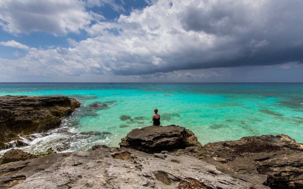 Riviera Maya with Kids - Just past the beach at Occidental at Xcaret Destination