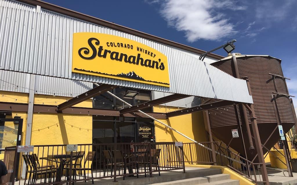 Stranahan's Distillery Tour Denver