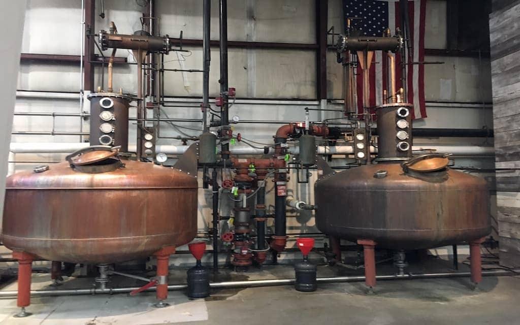 Stranahan's Distillery Tour Denver.