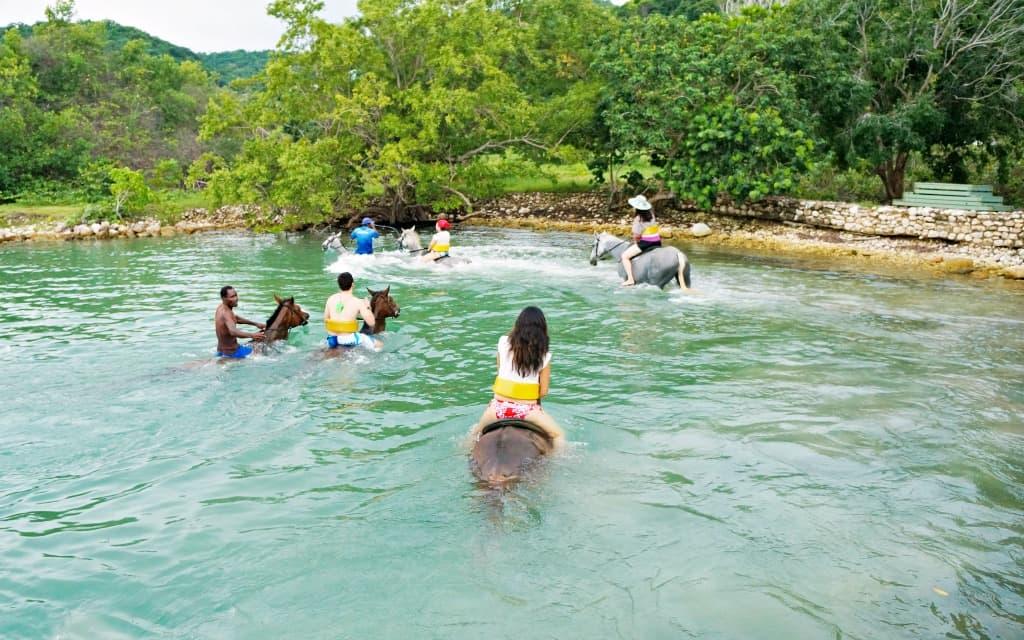 horseback ride and swim in Montego Bay, Jamaica - Travelocity.com