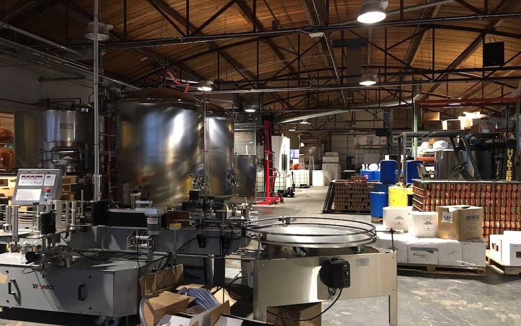 Mile High Sprits Distillery Tour Denver