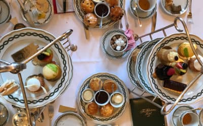 Experiencing London Film Tourism, Royalty and Tea
