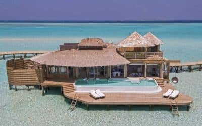 10 Overwater Bungalows That Will Blow Your Mind